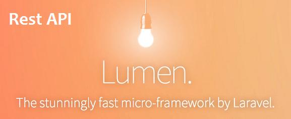 Lumen REST API